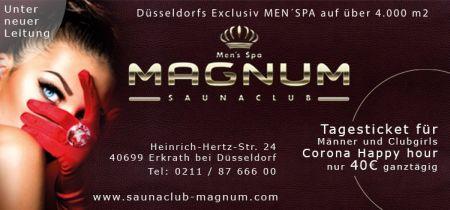 Düsseldorf magnum club Magnum, Düsseldorf